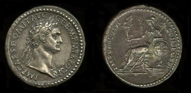 Medallón de Domiciano