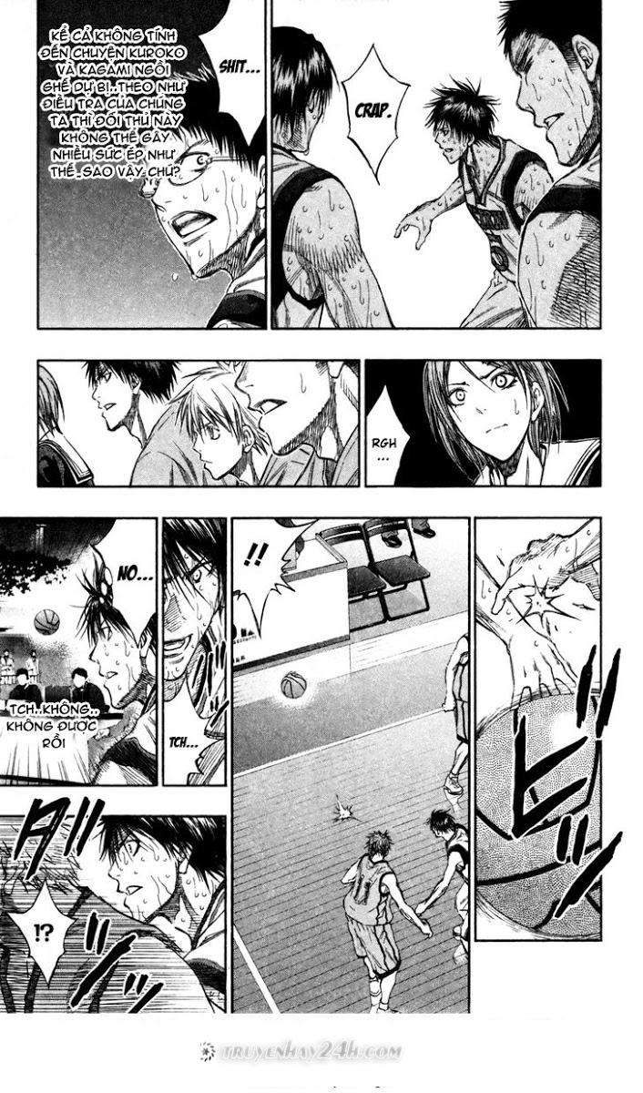 Kuroko No Basket chap 143 trang 5