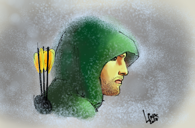 Fan Art - Arrow