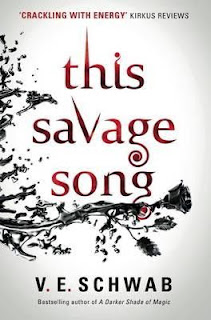 This Savage Song by V.E. Schwab | Cover Love