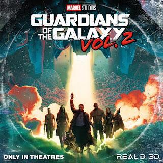 """Nuevo poster promocional de """"Guardianes de la Galaxia Vol. 2"""" [Marvel studios]"""