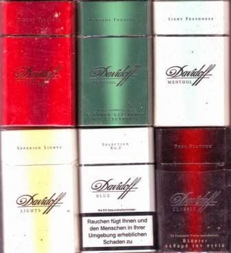 Duty free cigarettes online: Cigarettes Davidoff Gold ...