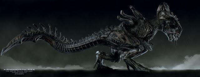 (Jurassic Space) Akankah Jurassic World Membawa Dinosaurus Ke Luar Angkasa? - JM
