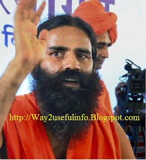 Who is Baba Ramdev