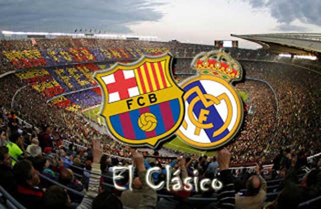 Gambar Sejarah Pertandingan Duel El Clasico (Real Madrid & Barcelona)