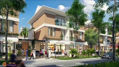 Biệt thự kinh doanh An Phú Shop Villa