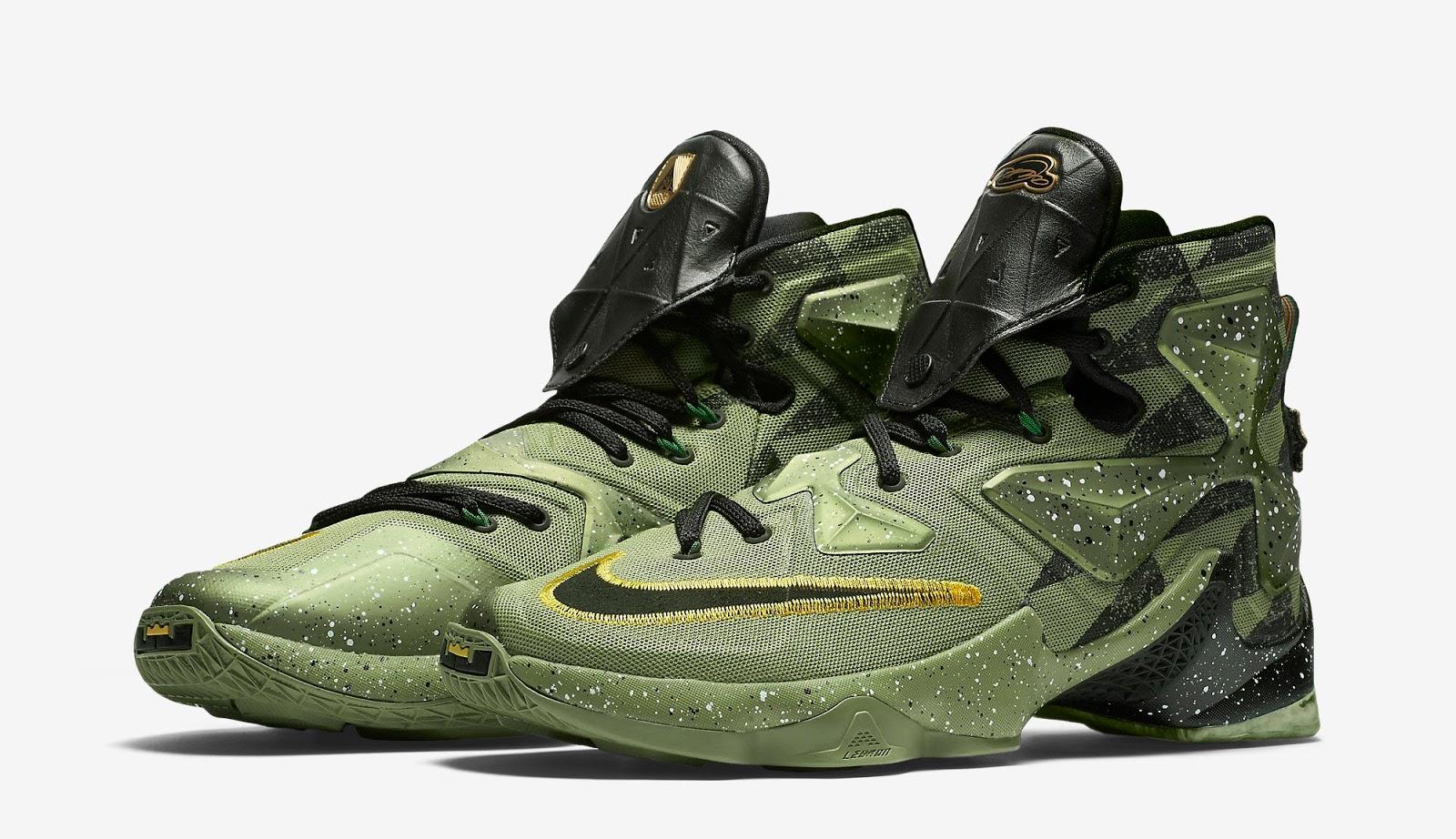 buy online d8c40 3cd84 Nike LeBron 13 AS