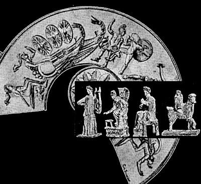 Τ΄ αρχαία ευρήματα στην Εύβοια