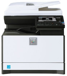 Sharp MX-C301W Printer Drivers Download and Install