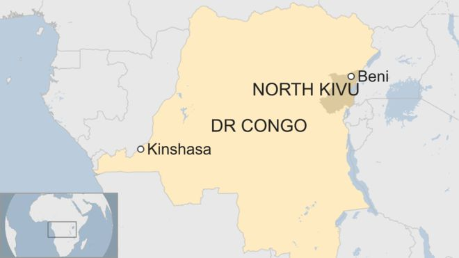 DR Congo jailbreak frees 900 inmates