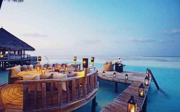 Gambar foto Gili Lankanfushi Hotel in Maldives terindah di dunia