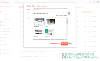 Nama Blog Baru