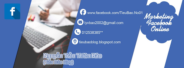 psd anh bia marketing facebook online style card visit