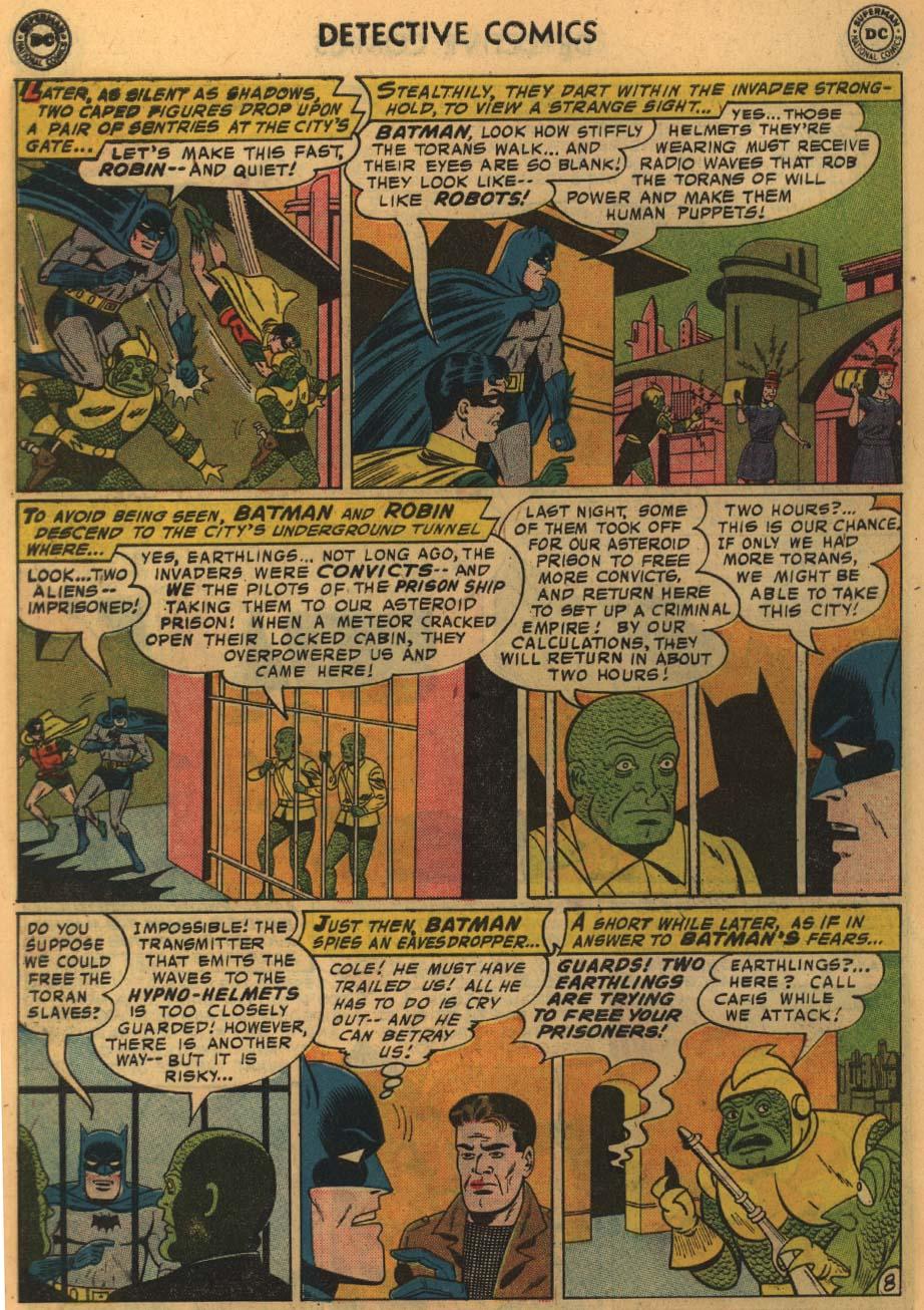 Detective Comics (1937) 256 Page 9