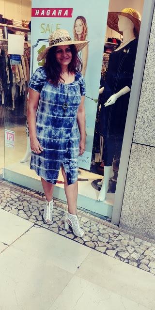 רות ברונשטיין בלוגרית אופנה, בגדי הגרה קיץ 2017