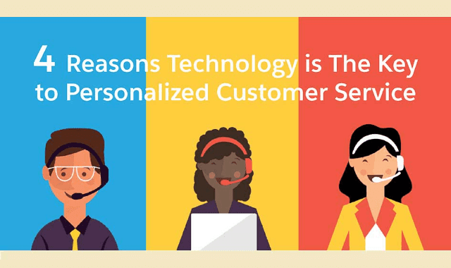 4 Reasons Technology Is The Key to Personalized Customer Service