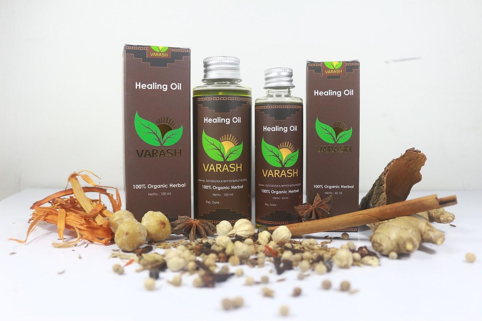 Varash Oil Jual Denpasar Bali Classic Healing Minyak Asli