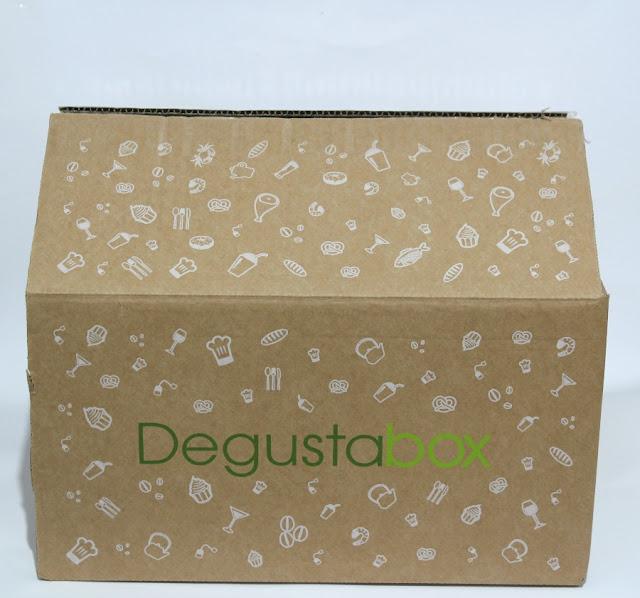Degustabox Febrero 2018