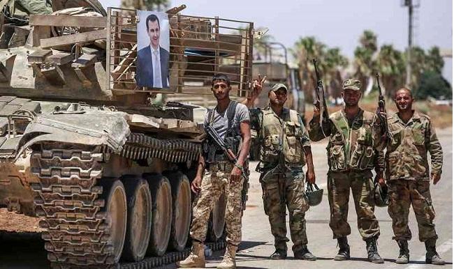 Συρία: Οι δυνάμεις του Άσαντ μπήκαν στις κουρδικές περιοχές