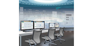 automated process control room