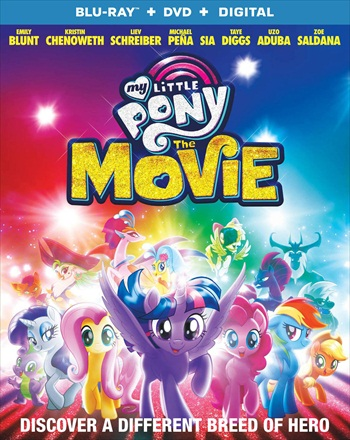 My Little Pony The Movie 2017 English 480p BRRip 300MB ESubs