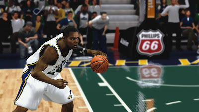NBA 2K13 Paul Millsap Face Update NBA2K Patch