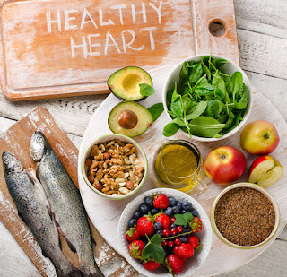 Heart healthy foods to incorporate into your regular diet along with exercise.