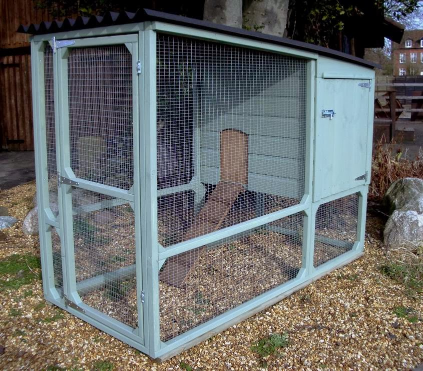 Simple Chicken Coop Designs