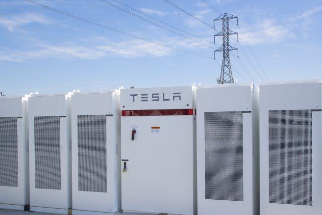 Gran 233 Xito De Tesla En La Instalaci 243 N De Powerpacks Otra