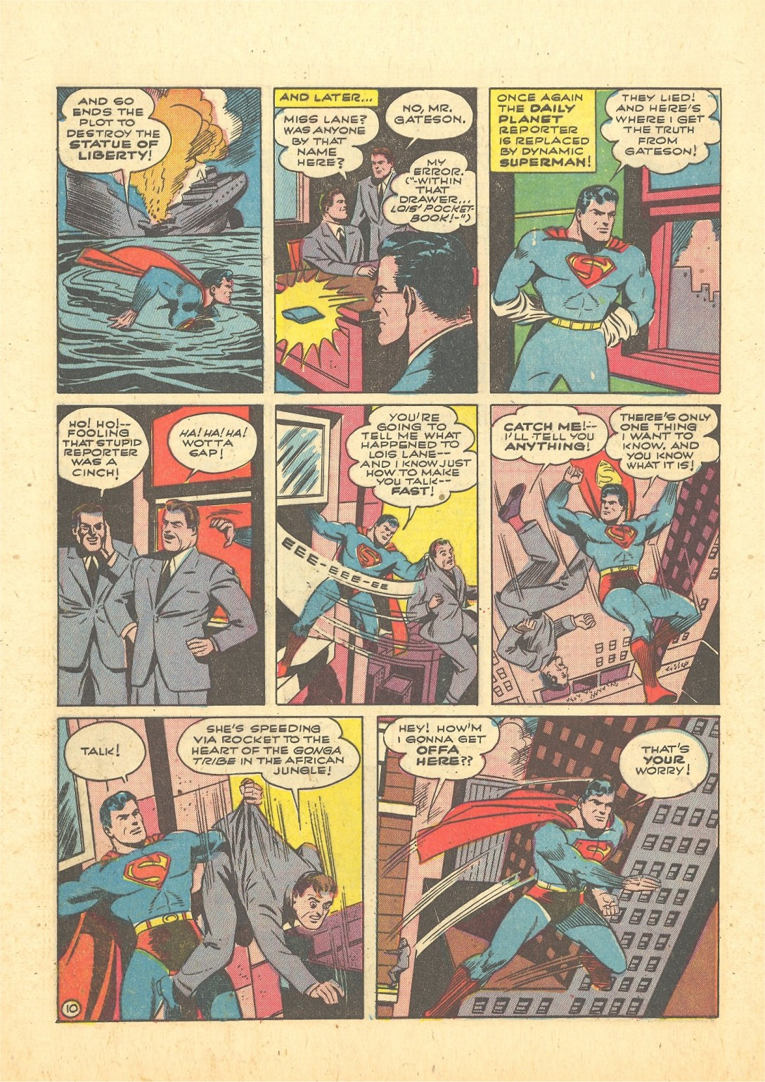 Action Comics (1938) 56 Page 10