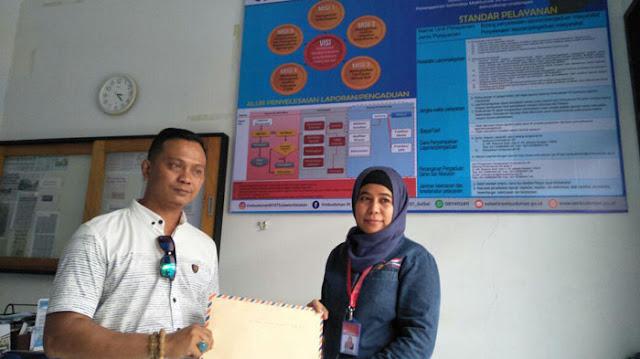 Seleksi Lelang Jabatan Sekda Sinjai Dilaporkan ke Ombudsman