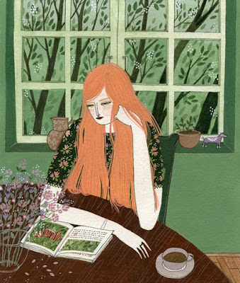 """The Reader"" por Yelena Bryksenkova 