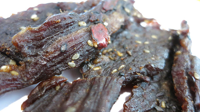 garlic beef jerky