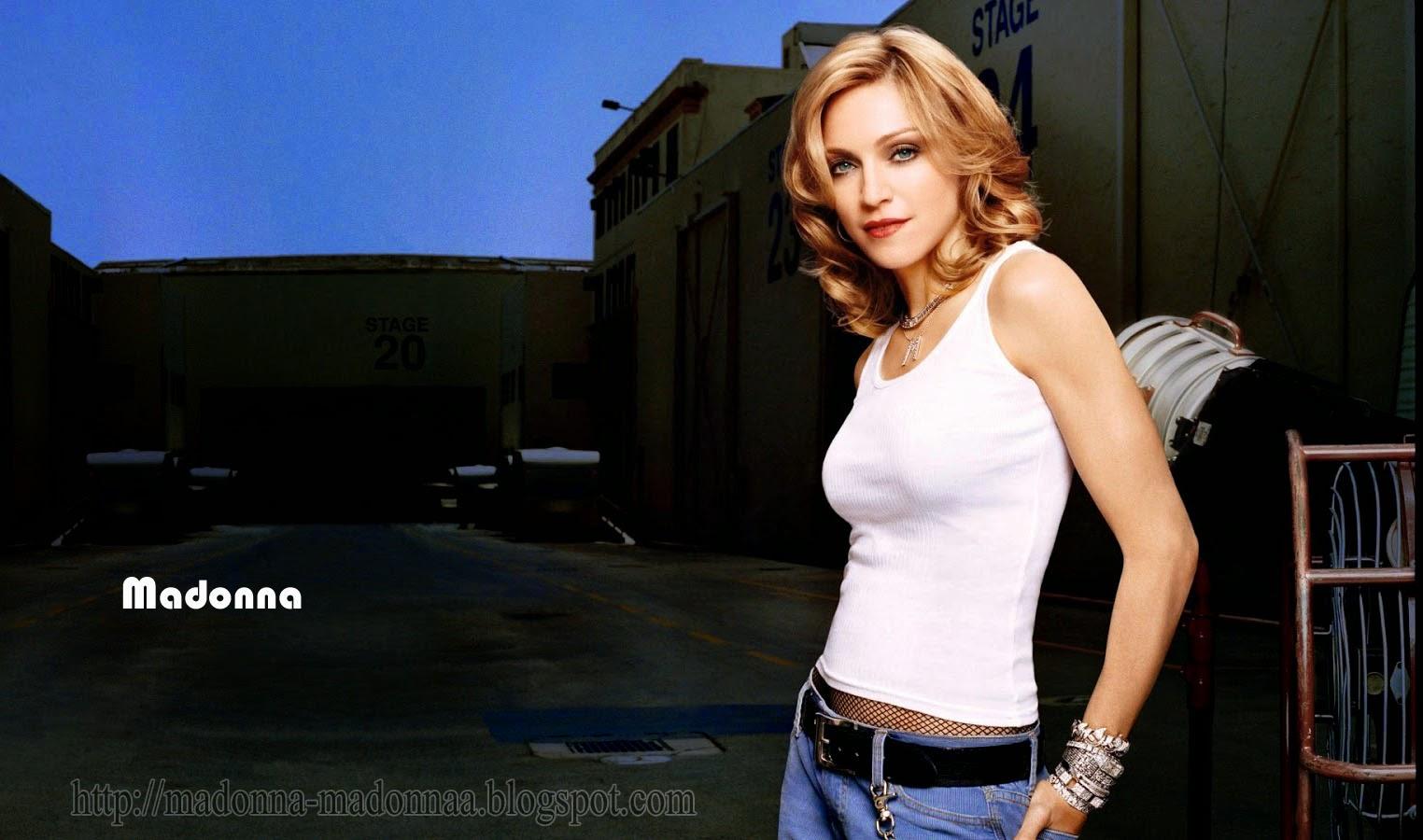 Madonna New Nude Photos