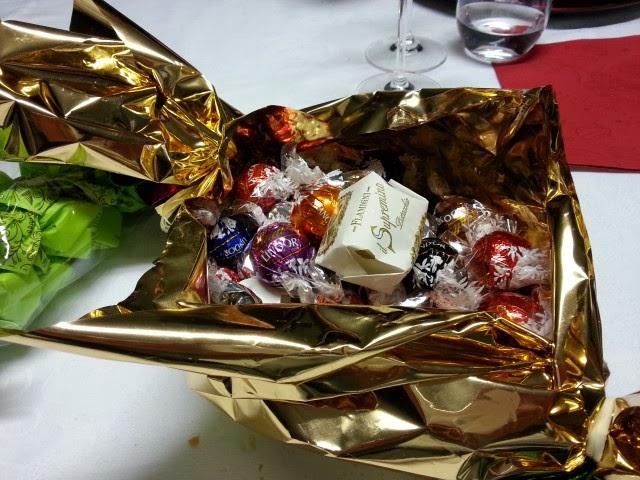 cioccolatini e torroncini natalizi
