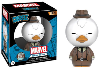 Specialty Series Exclusive Guardians of the Galaxy Howard the Duck Marvel Dorbz Vinyl Figure by Funko