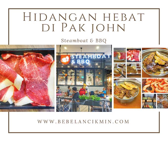 160 Pilihan Makanan di Pak John Steamboat & BBQ