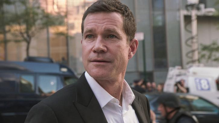 Law and Order SVU - Season 20 - Dylan Walsh to Recur