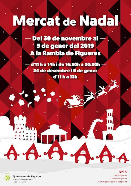 .@ajfigueres Mercat de Nadal