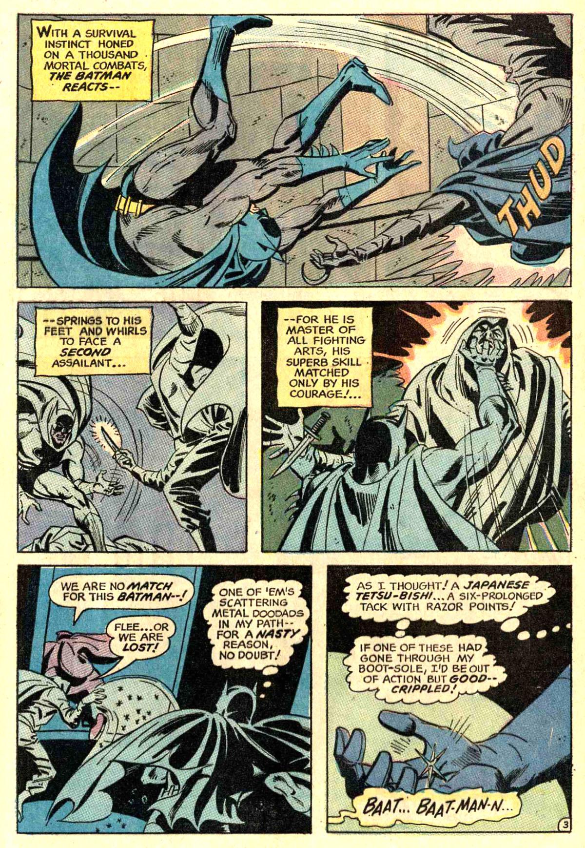 Detective Comics (1937) 411 Page 4