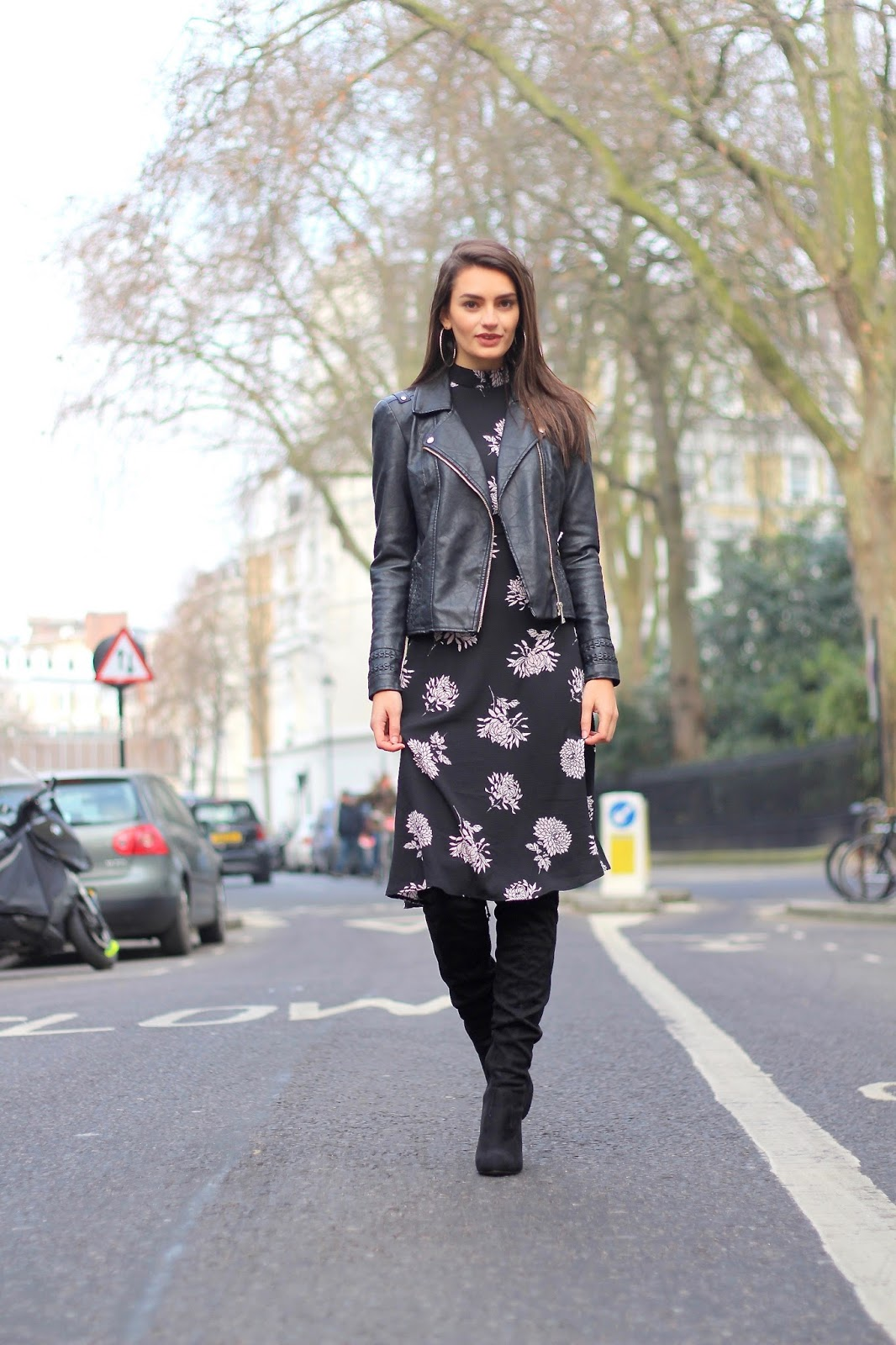 peexo london style blogger spring