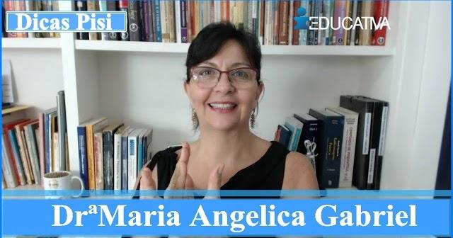 Resultado de imagem para MARIA ANGELICA GABRIEL