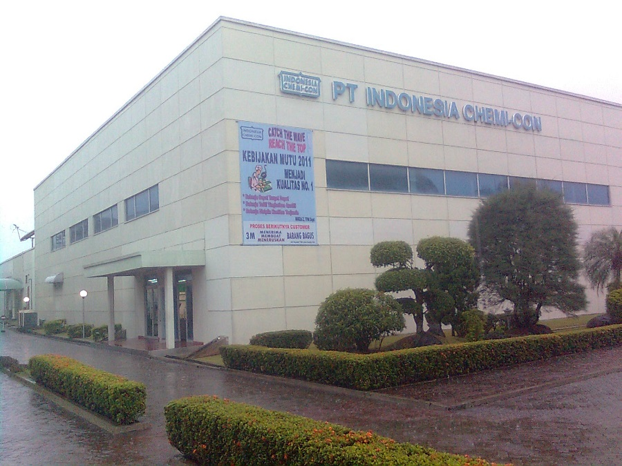 Lowongan kerja Kawasan Ejip cikarang PT.Indonesia Chemi-Con Indonesia