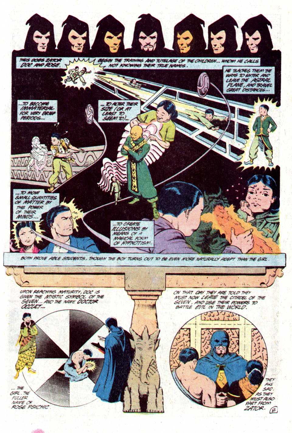 Read online Secret Origins (1986) comic -  Issue #17 - 32
