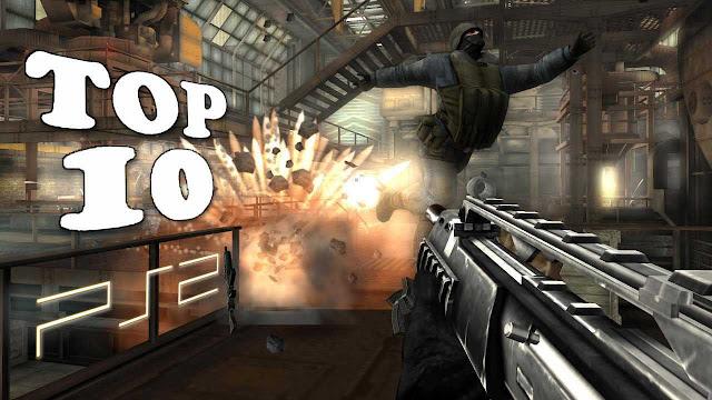 Game Perang Multiplayer Terbaik Paling Populer di PS 10 Game Perang Multiplayer Terbaik Paling Populer di PS2