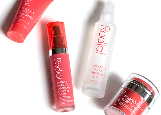 Rodial Dragon's Blood Skincare Review sagging dehydrated skin