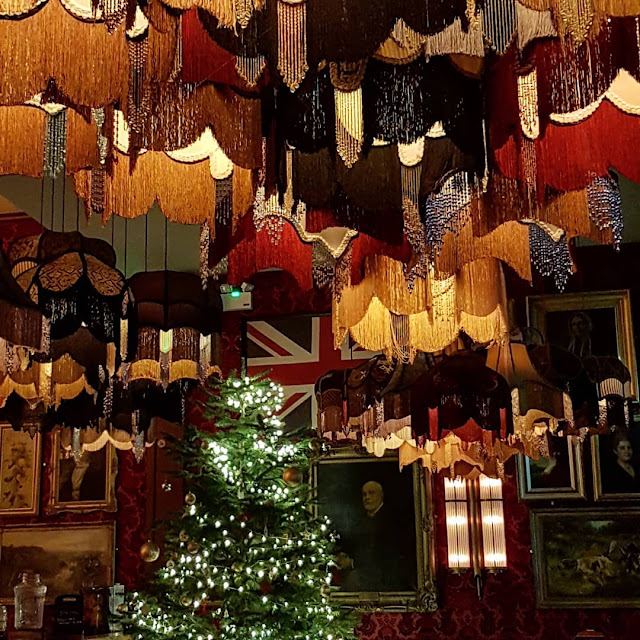 cosy club york at christmas