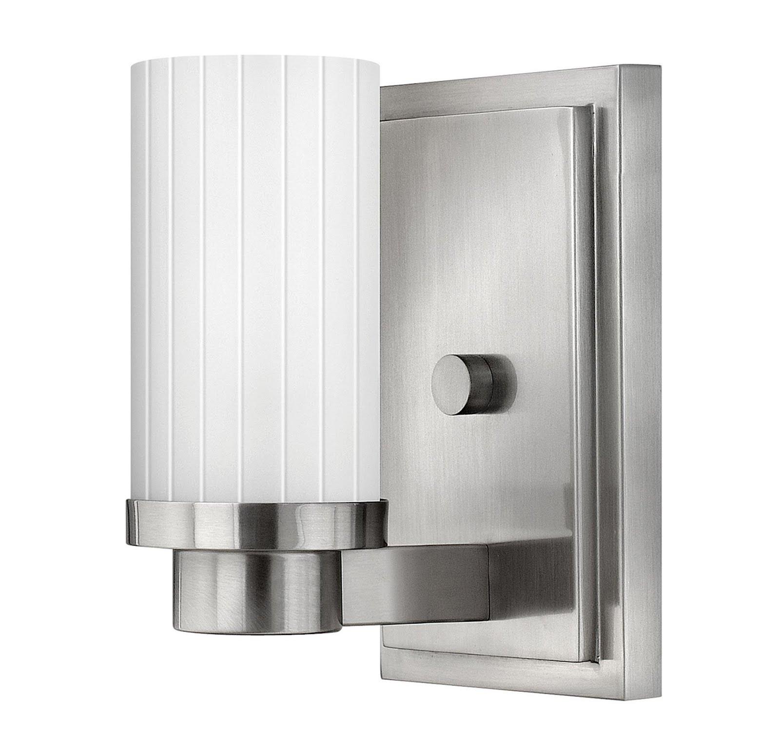 Mid Century Bathroom Light Fixtures: Mad For Mid-Century: Modern Bathroom Sconces