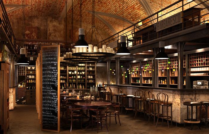 Big Italian Restaurants Near Me: 5th And State: Design Inspiration......Restaurants