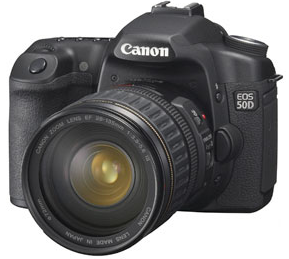 Canon EOS 50D EOS Utility Download - Windows, Mac